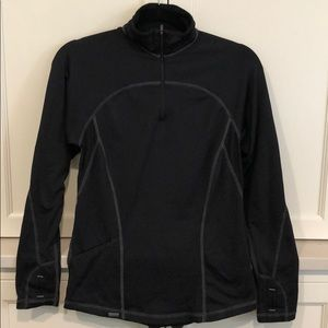 Dover Saddlery fleece lined riding shirt